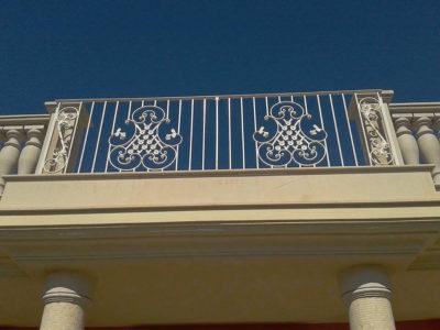 Ringhiere in ferro ed acciaio Pozzallo, Siracusa, Avola