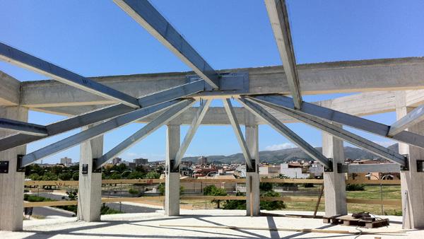 Strutture in ferro, acciaio ed alluminio Pozzallo, Ragusa, Siracusa, Avola